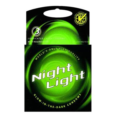preservativos con brillo