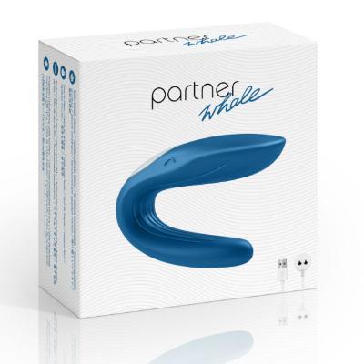Vibrador para parejas partner whale