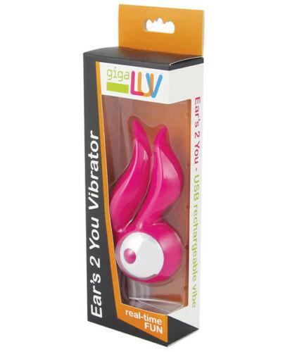 estimulador para el clitoris rosado