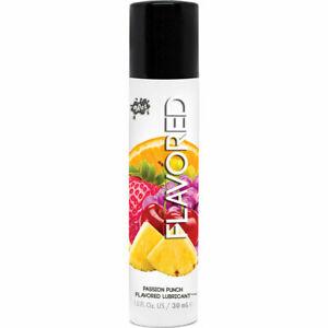 lubricante de sabor a frutas