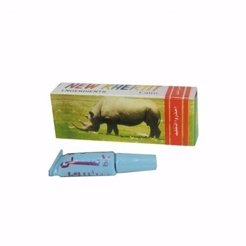 rino en crema retardante
