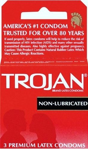 preservativos trojan clasicos