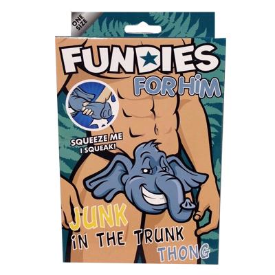tanga trompa de elefante