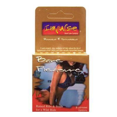 Condon impulse bare pleasure con costillas