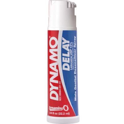 Desensibilizador retardante en spray Dynamo Delay