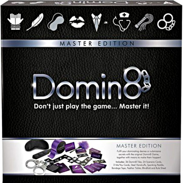 Kit para juegos sexuales en pareja