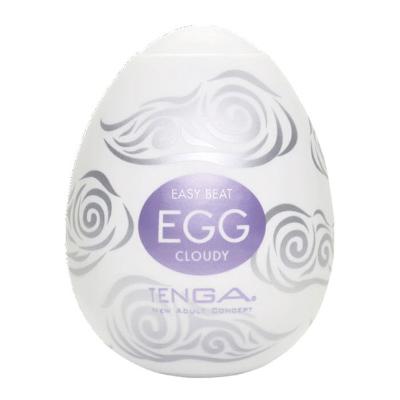 Huevo masturbador egg clody portátil Tenga