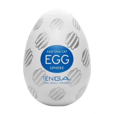 Huevo masturbador sphere portátil Tenga