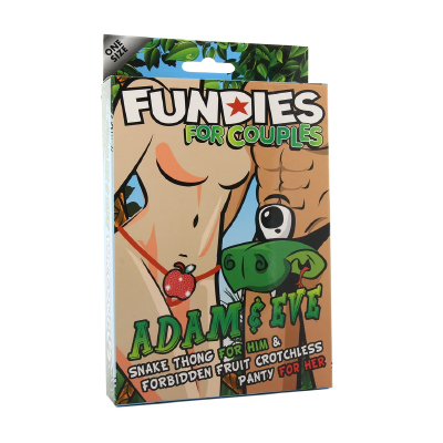 Tangas de Adam y Eva Fundies for couples