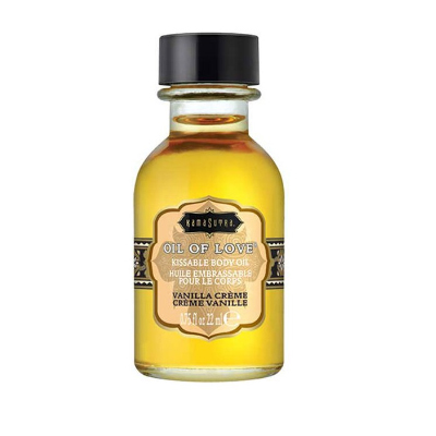 Aceite kamasutra comestible sabor a vainilla