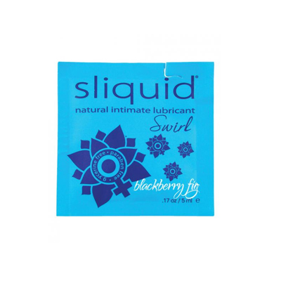 Lubricante Swirl de Sliquid Naturals 0.17oz
