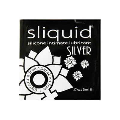 Lubricante Naturals Silver 0.17 Onzas