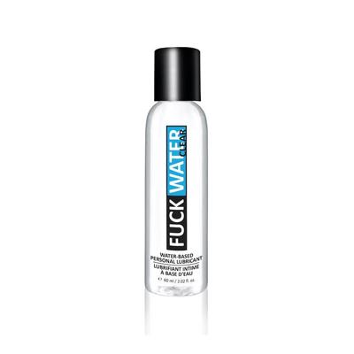 Lubricante Fuckwater Clear Base Agua