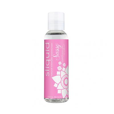 Lubricante Sliquid Naturals Sassy Base Agua