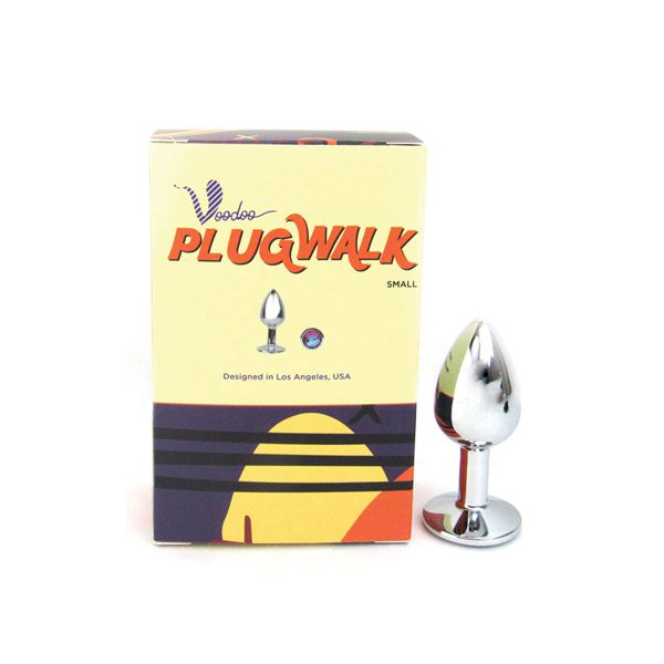 Plug Anal Voodoo Plugwalk con Joya