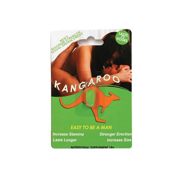 Pastilla Potenciadora Kangaroo para Hombre