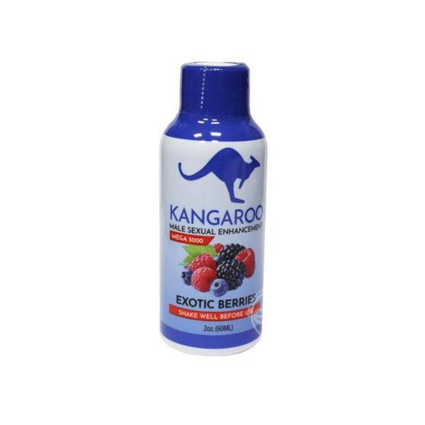 Potenciador Ingerible Frutas Exociticas Kangaroo